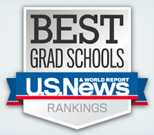 US News Best Graduate School Logo